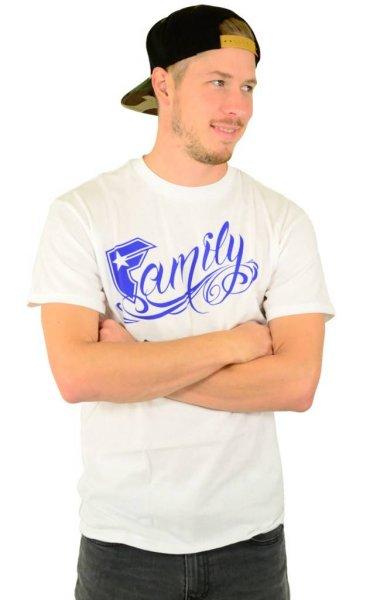 New Family T-Shirt White Größe: L