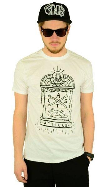 Gravestone T-Shirt White