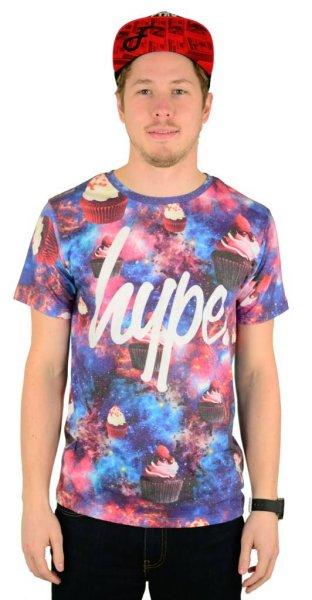 Space Cupcakes T-Shirt Multi