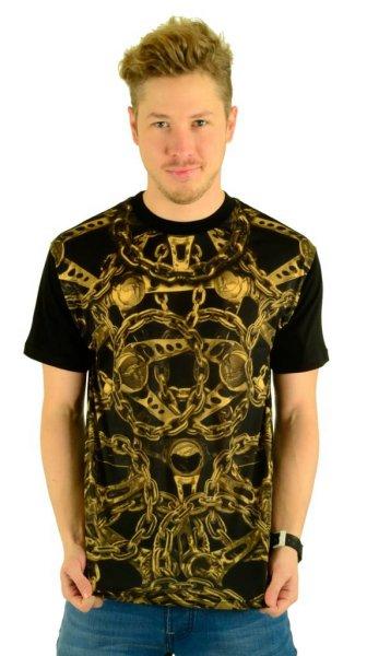 For the Lo Lo T-Shirt Black Größe: M