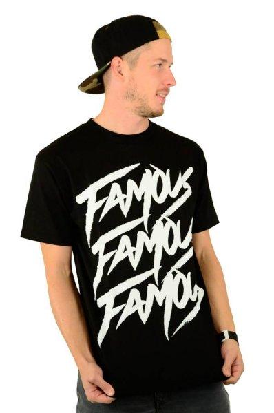 Streaker T-Shirt Black