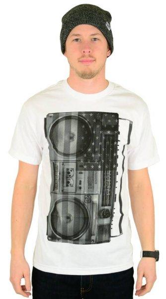 US Soundystem T-Shirt White