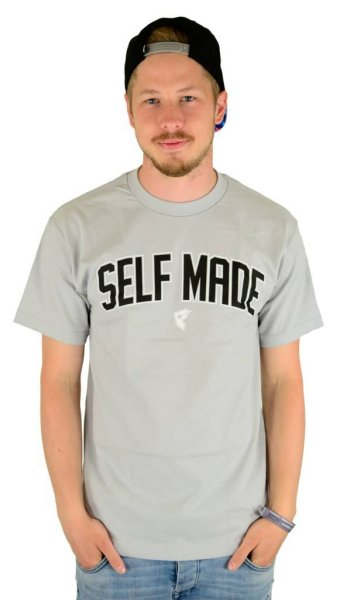 Motivated T-Shirt Silver