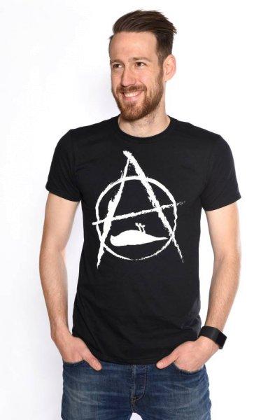 ATCS Geoff T-Shirt Black