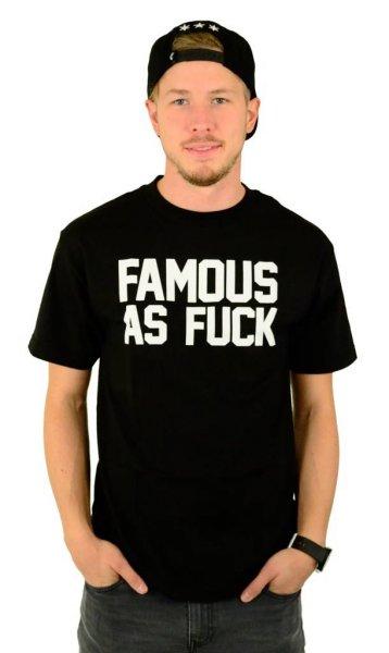 FAF T-Shirt Black