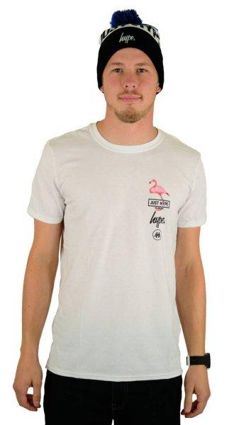 Flamingo T-Shirt White