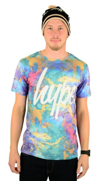 Silk T-Shirt Multi