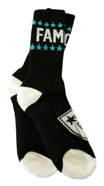 Brigade Socks Black O/S