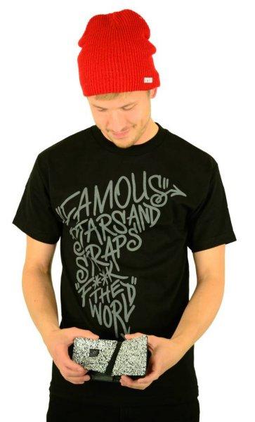 Boh FTW T-Shirt Black/Grey Größe: S