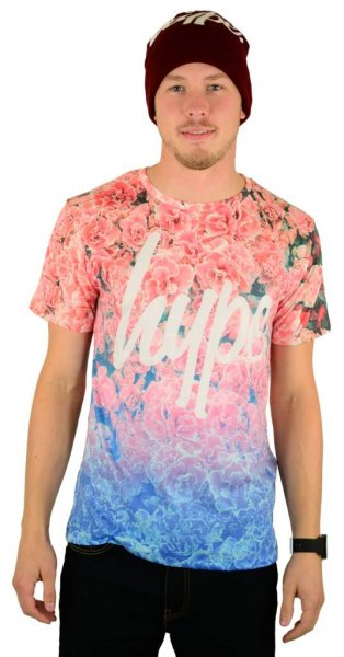 Dip Flowers T-Shirt Multi