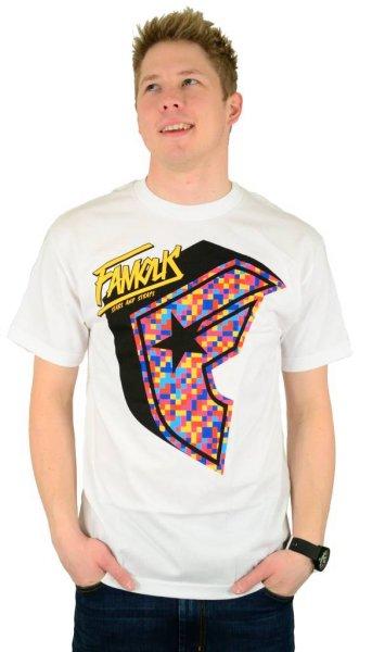 Rubix Boh T-Shirt White Größe: S