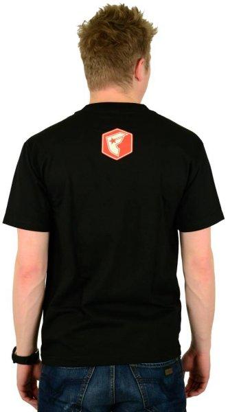 Top Choice T-Shirt Black/Red Größe: S