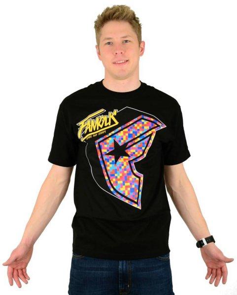 Rubix Boh T-Shirt Black Größe: S
