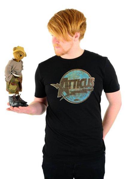 Gordon Slim T-Shirt Black