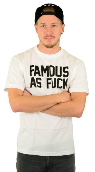 FAF T-Shirt White
