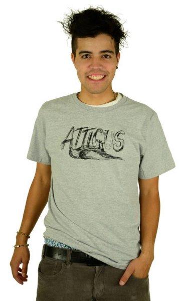 Pencil T-Shirt Heather/Grey