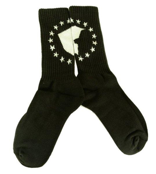 Unity Socks Black