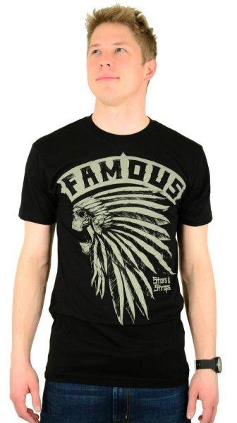 Native T-Shirt Black/Tan Größe: S