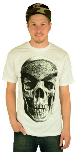 Vatos Locos T-Shirt White Größe: M