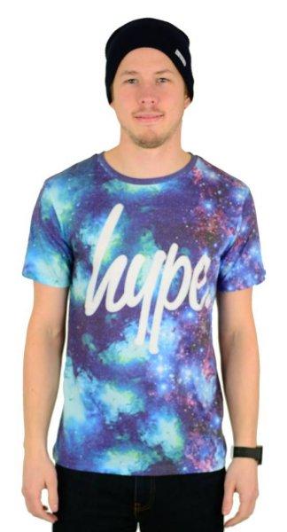 Double Nebula T-Shirt Multi