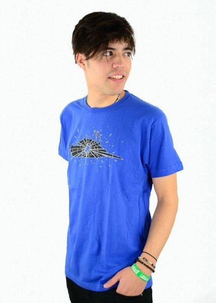 Birdshot Basic T-Shirt Blue