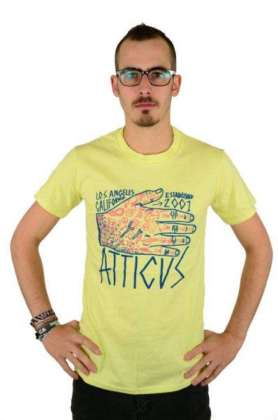 Tattoo Hand T-Shirt Lemon