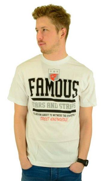 Street Knowledge T-Shirt White