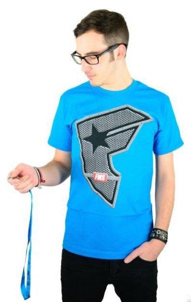 Speaker Boh T-Shirt Turquoise Größe: S