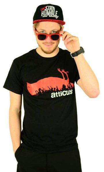 Incrowd T-Shirt Black Größe: S